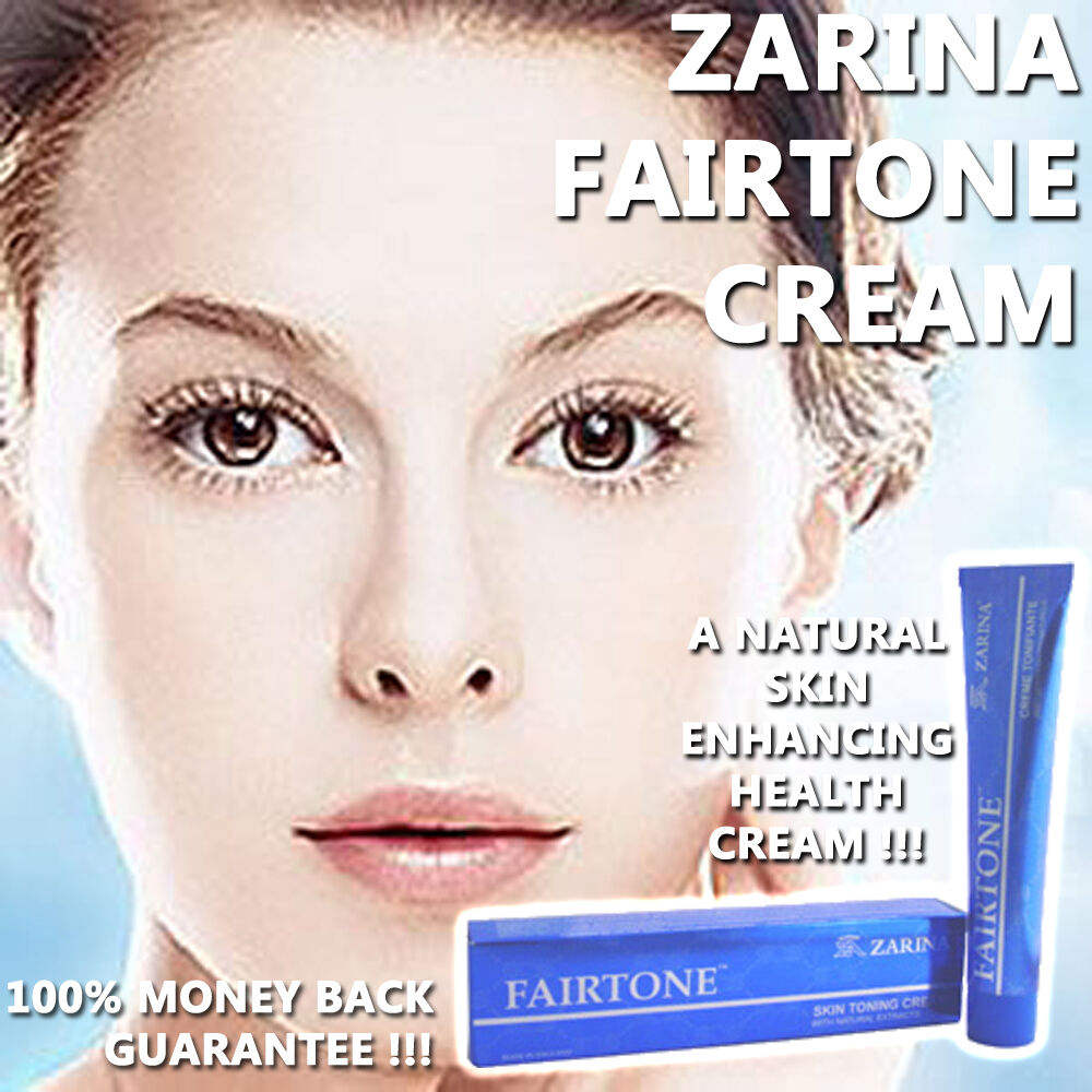 Zarina Fairtone Cream For Hyperpigmentation Fade Acne