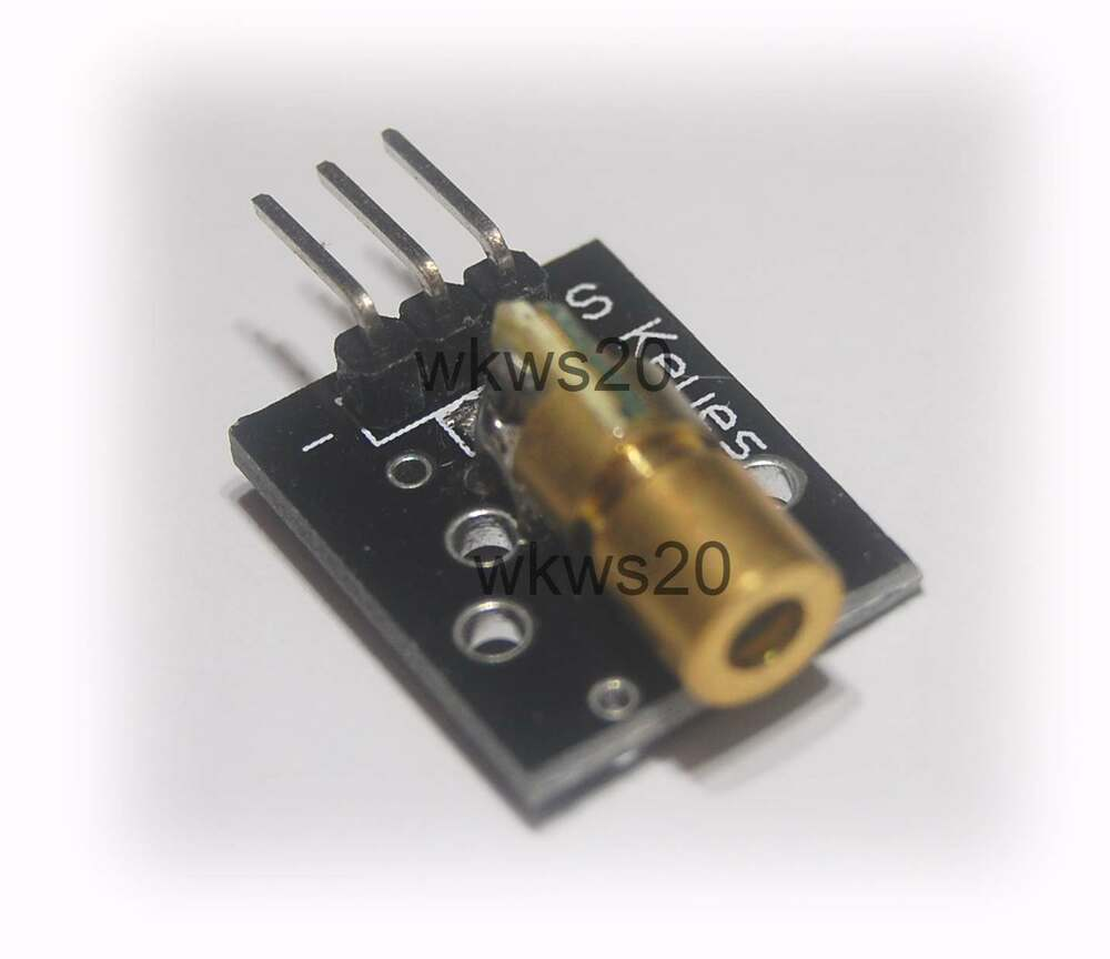 Arduino nm strong red laser diode module uno mega