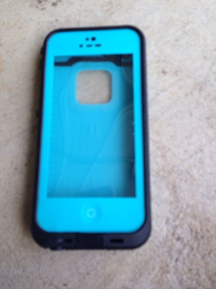 Teal Lifeproof Iphone