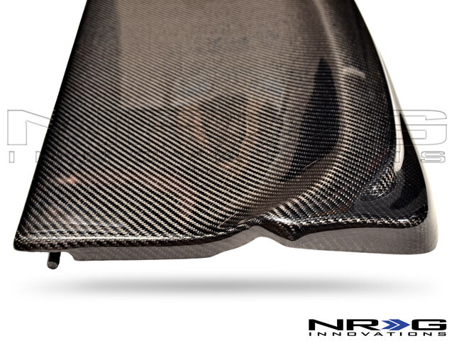 Nrg Black Carbon Fiber Interior Deck Lid 94 01 Acura Integra Hb Part Carb Il 400 Ebay