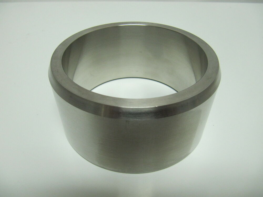 Stainless Steel Bushing Shaft Seal Sleeve For 50lb Unimac
