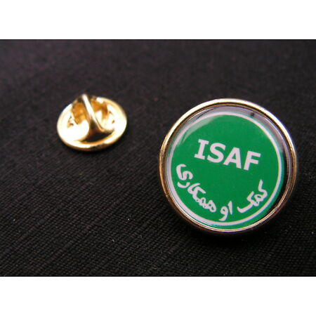 img-..:: Pin's ::.. ISAF -- pour calot tradition -- ARTICLE FANTAISIE