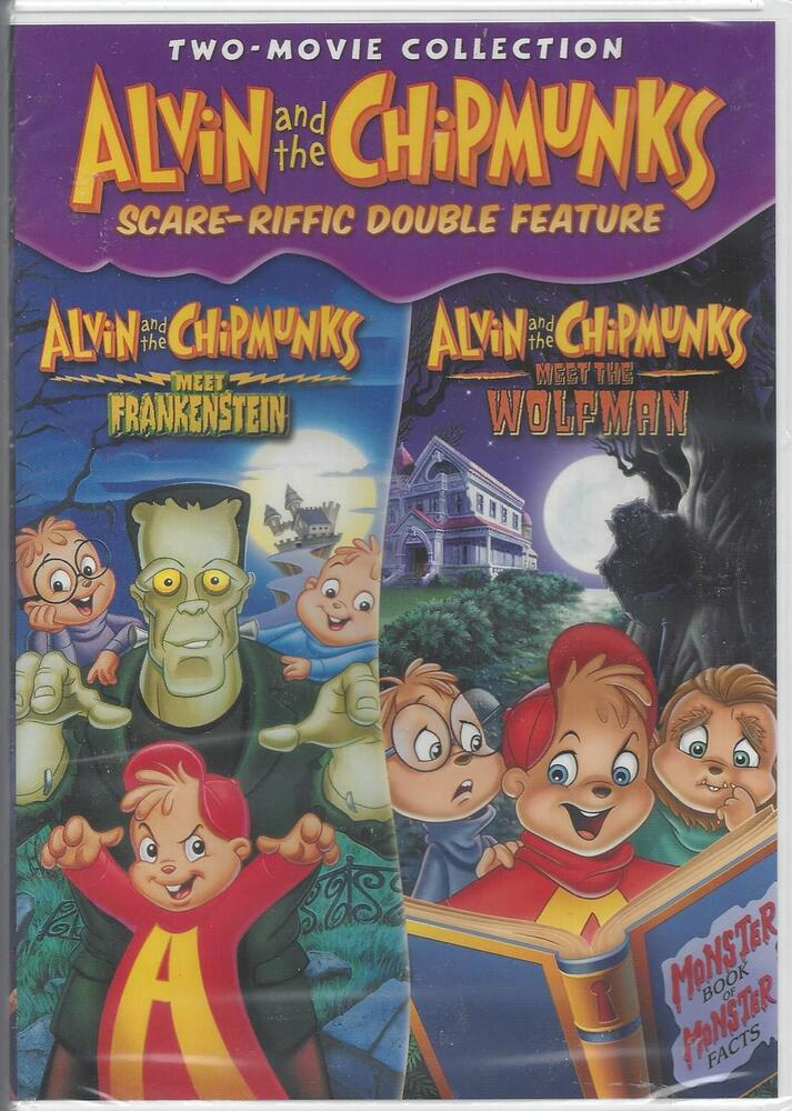 alvin and the chipmunks meet wolfman pictures from top