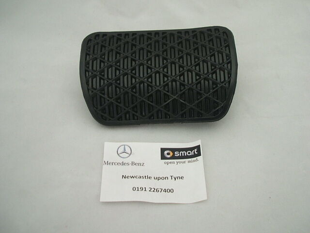 Genuine mercedes benz brake pedal rubber automatic models for Mercedes benz brake tools