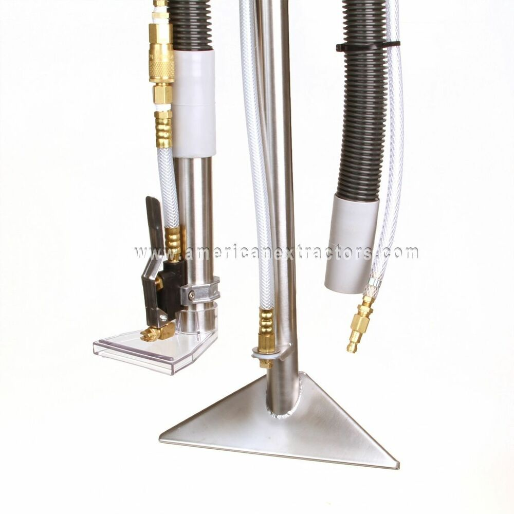 High Quality Rug Doctor Carpet Wand And Upholstery Detail Tool With All Hoses Made In  USA PMF