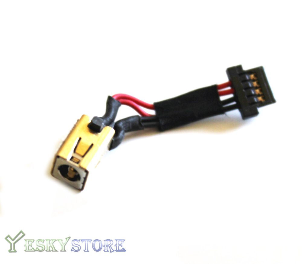 NEW AC DC POWER JACK HARNESS PLUG IN SOCKET FOR ACER ...