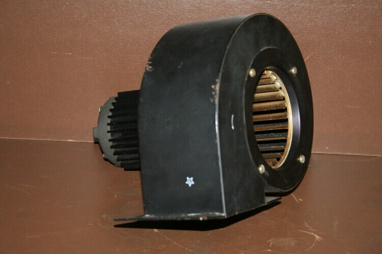 Squirrel Cage Blower : Blower centrifugal squirrel cage cfm v rotating
