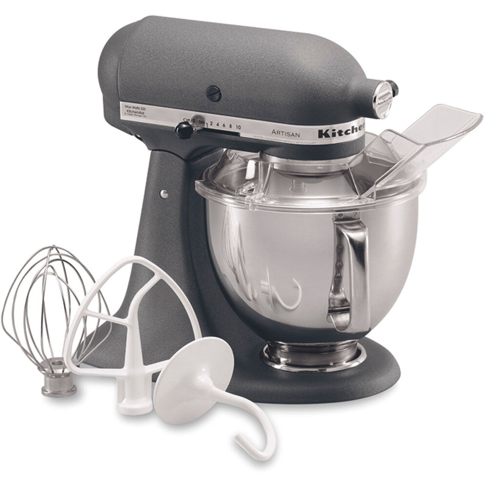Kitchenaid Imperial Gray Artisan 5 Quart Tilt Head Stand