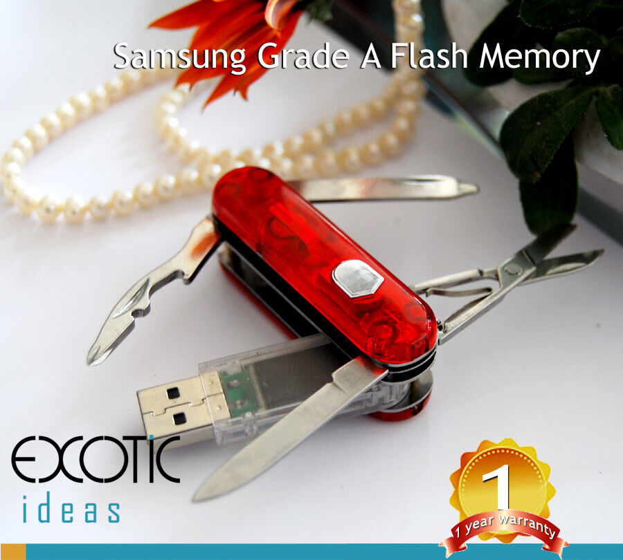 64gb Grade A Samsung Usb Flash Memory Drive Stick Swiss