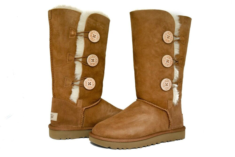 Uggs With Buttons On Side UGG Australia Women s Bailey