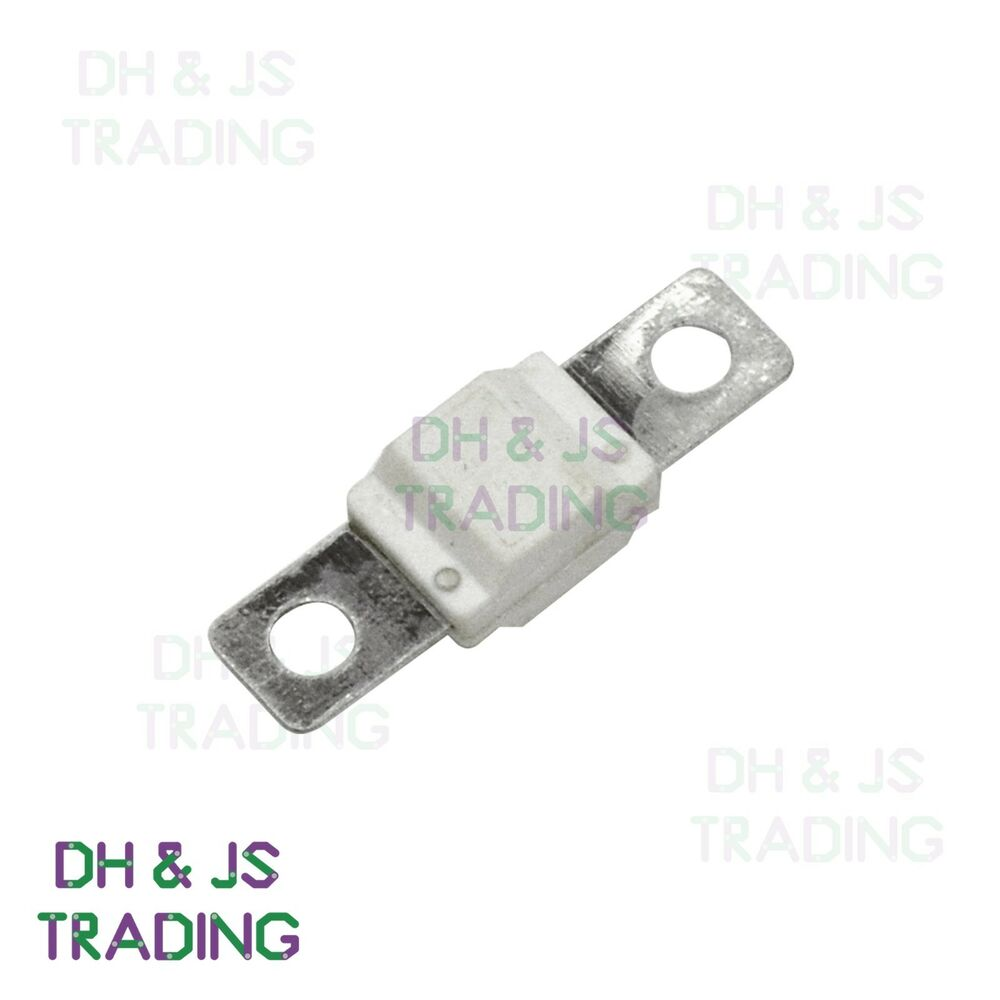 80 Amp Midi Fuse High Current 80a White We Stock All Sizes And Fuse Holder