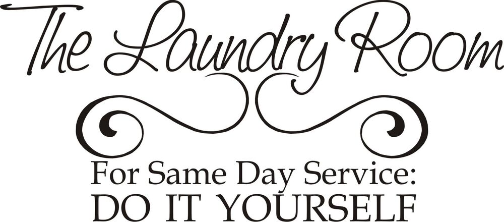 do it yourself lettering laundry room same day service do it yourself vinyl letters 32813