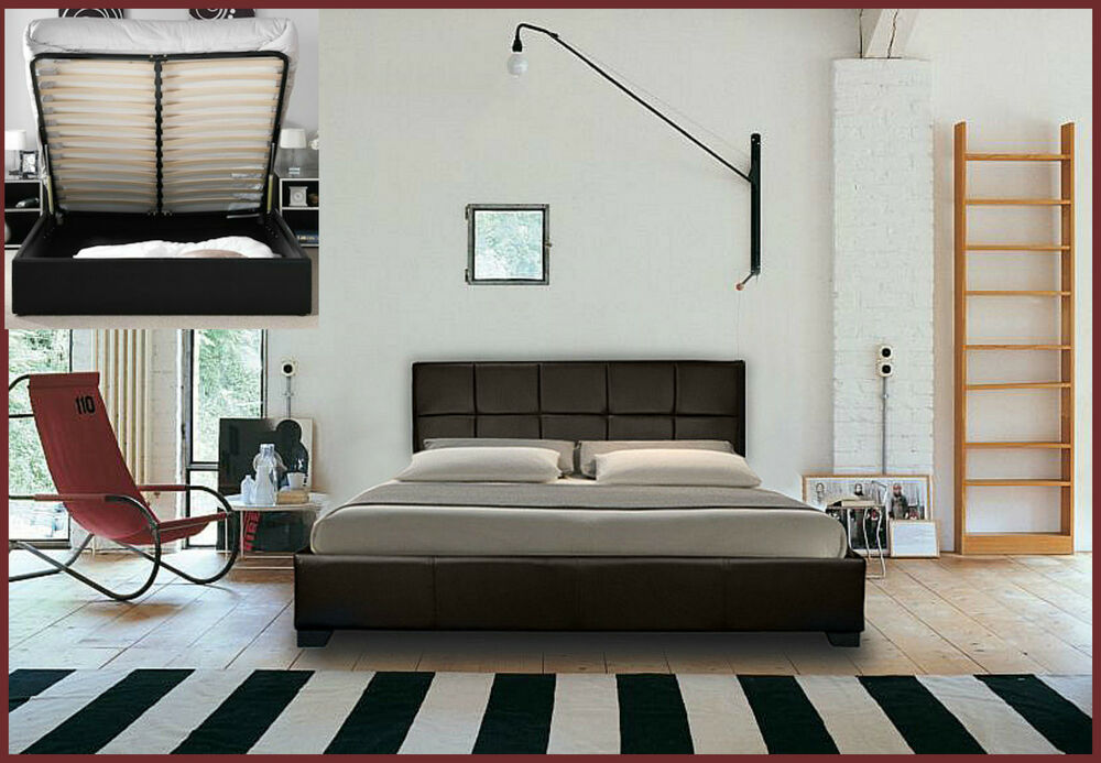King Size Storage Bed Lift 1000 x 693
