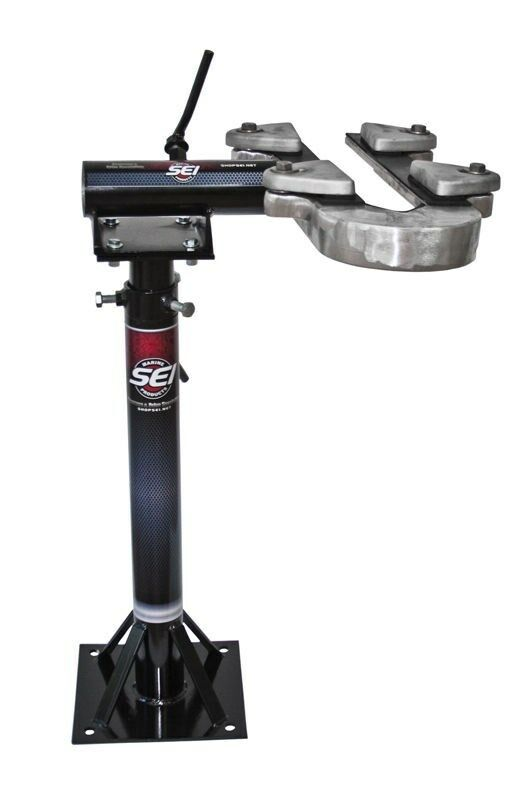 Heavy Duty Work Stand For Sterndrives And Outboards Ebay