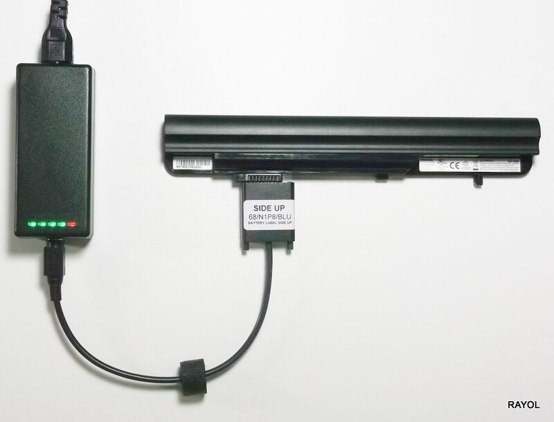 External Laptop Battery Charger For Gateway Mx3000  Nx200