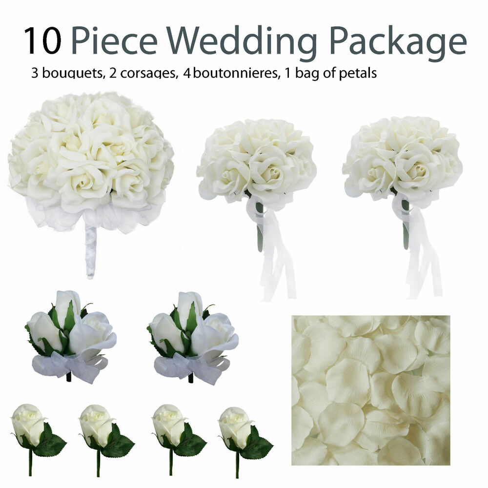 10 Piece Wedding Package
