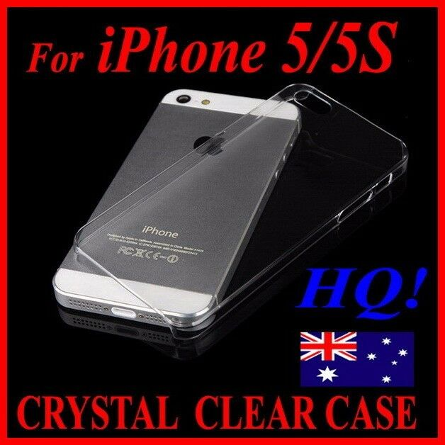 iphone 5s case iphone 5 5s iphone 5 5s see through cover ebay 1074