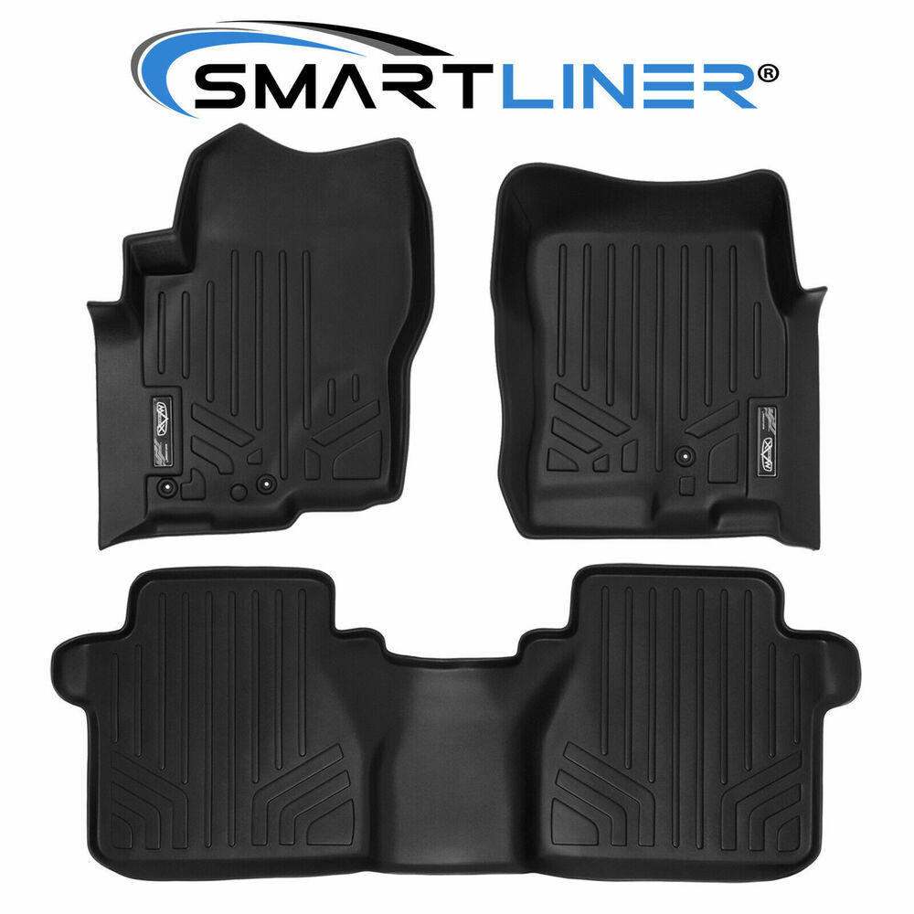 Maxfloormat Custom Fit Floor Mats Liner Set Black For