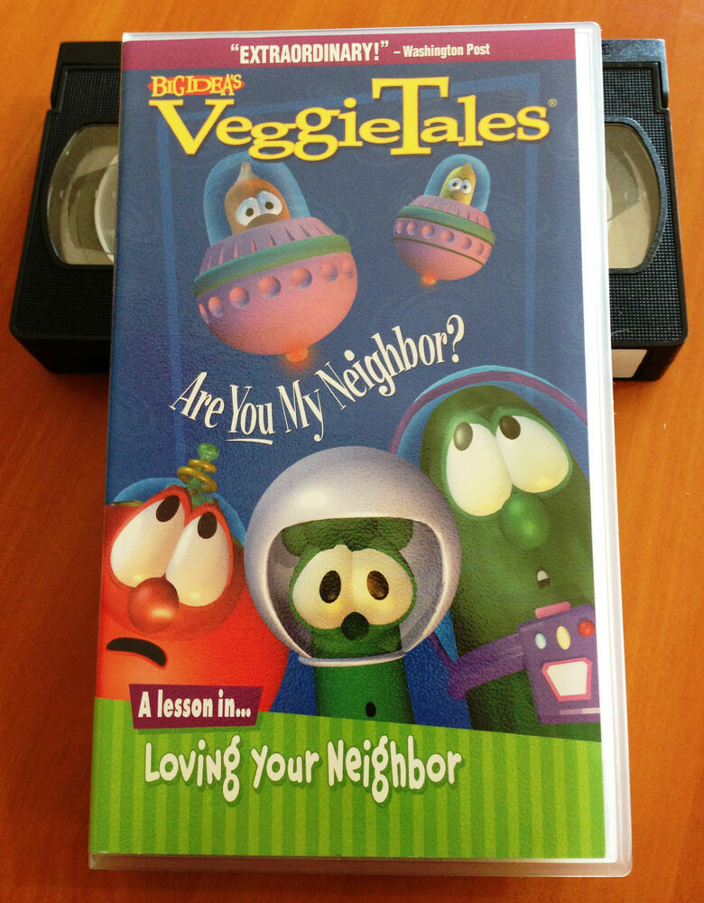 Veggietales Esther The Girl Who Became Queen VEGGIE TALES - ARE YOU...