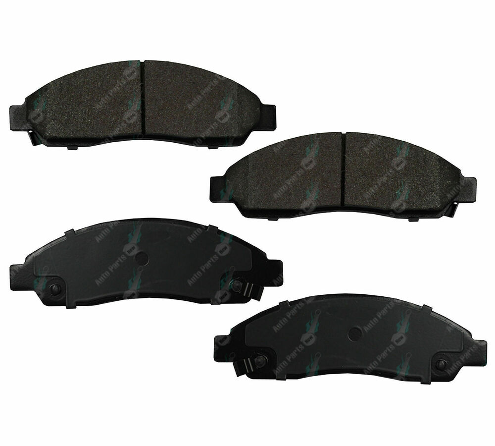 Disc Brake Pads Front Db1468 For Holden Colorado 2 4 Rodeo