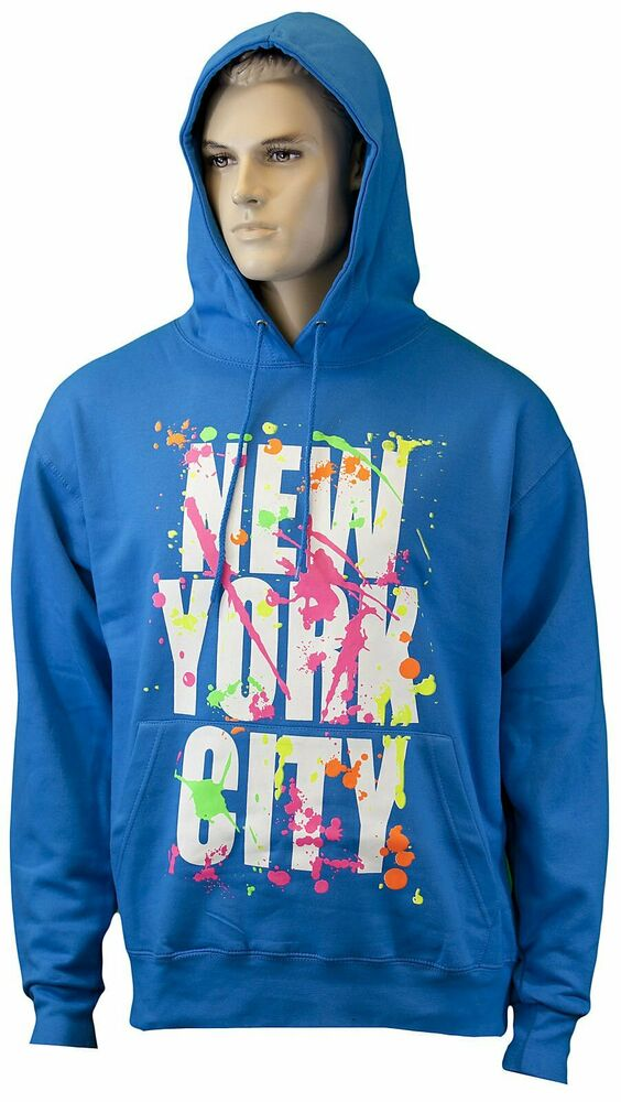 Only new york hoodie