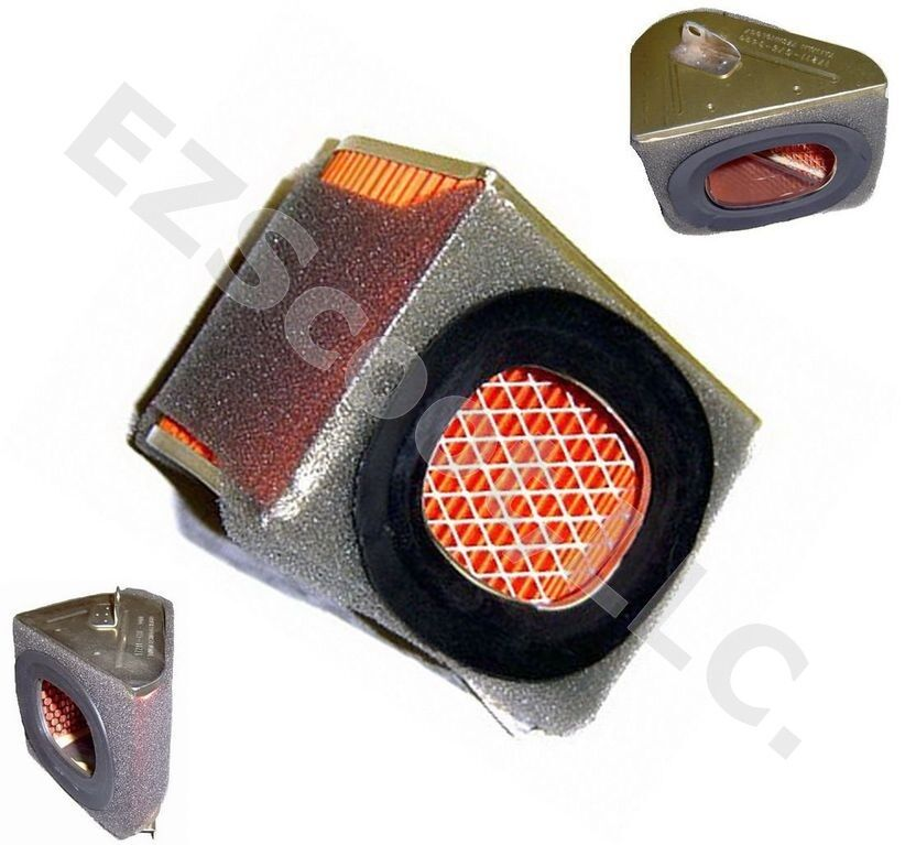 Moped Air Filter : Triangle air filter gy stroke chinese scooter moped