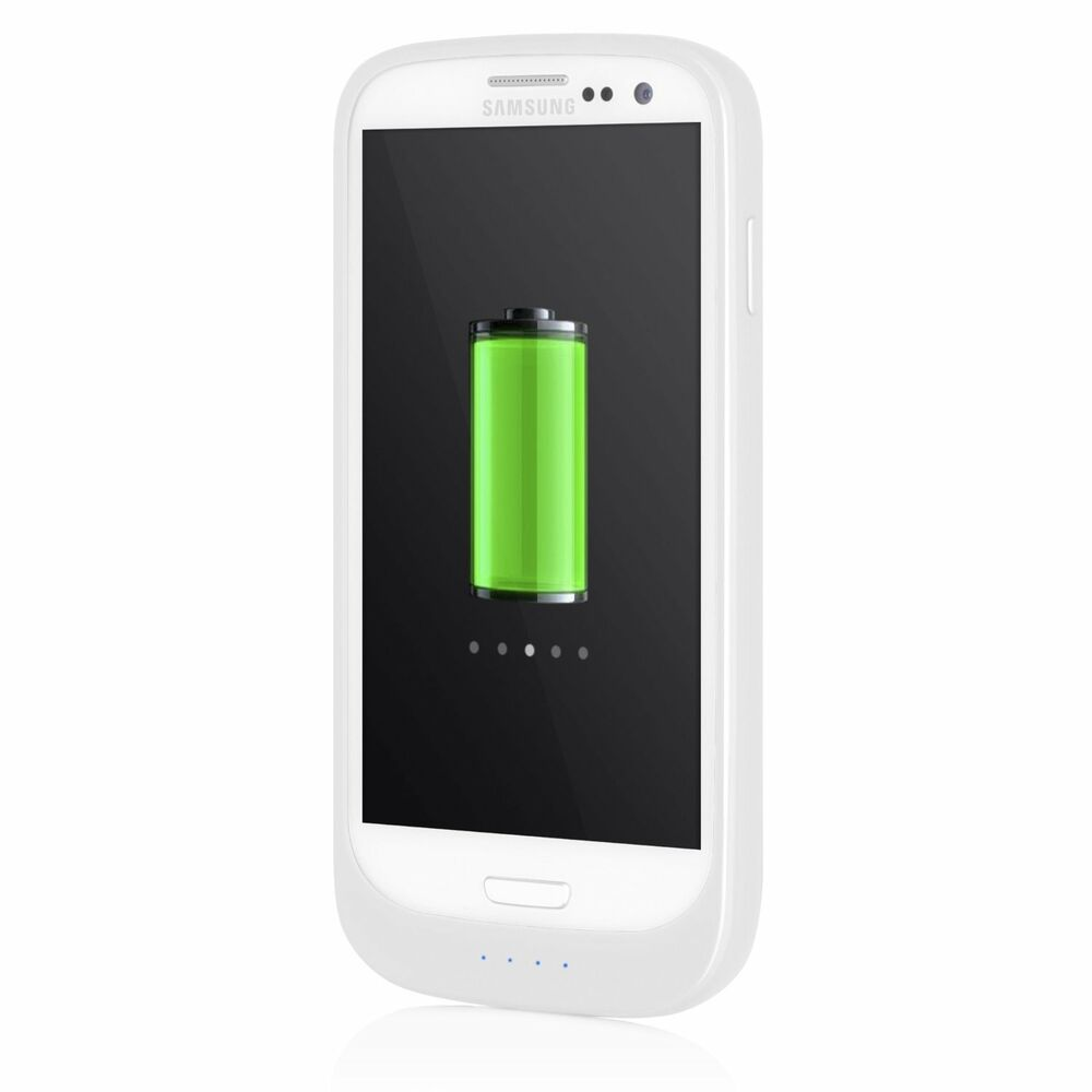 Incipio OffGrid Thin Battery Charging Cover Case For ...
