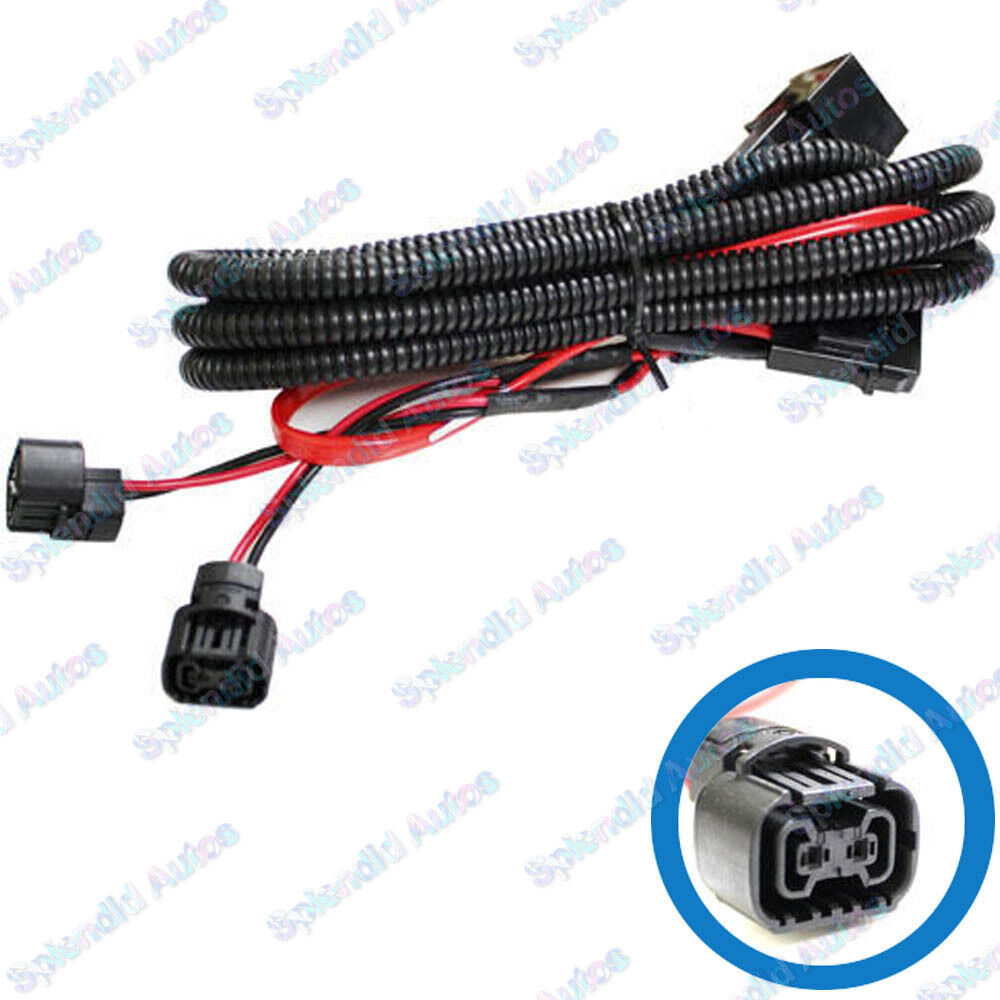 Dodge Neon Fog Light Relay: 5202 H16 2504 PS24W Adapter For Fog Lights Relay Wiring