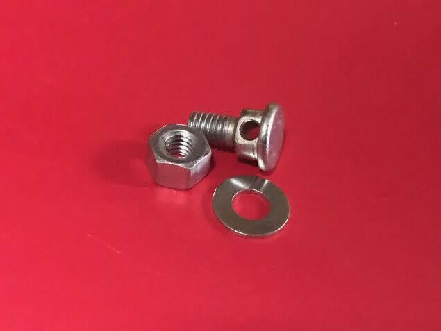Grimeca Nos Brake Cable Pinch Stop Locking Screw Bolt