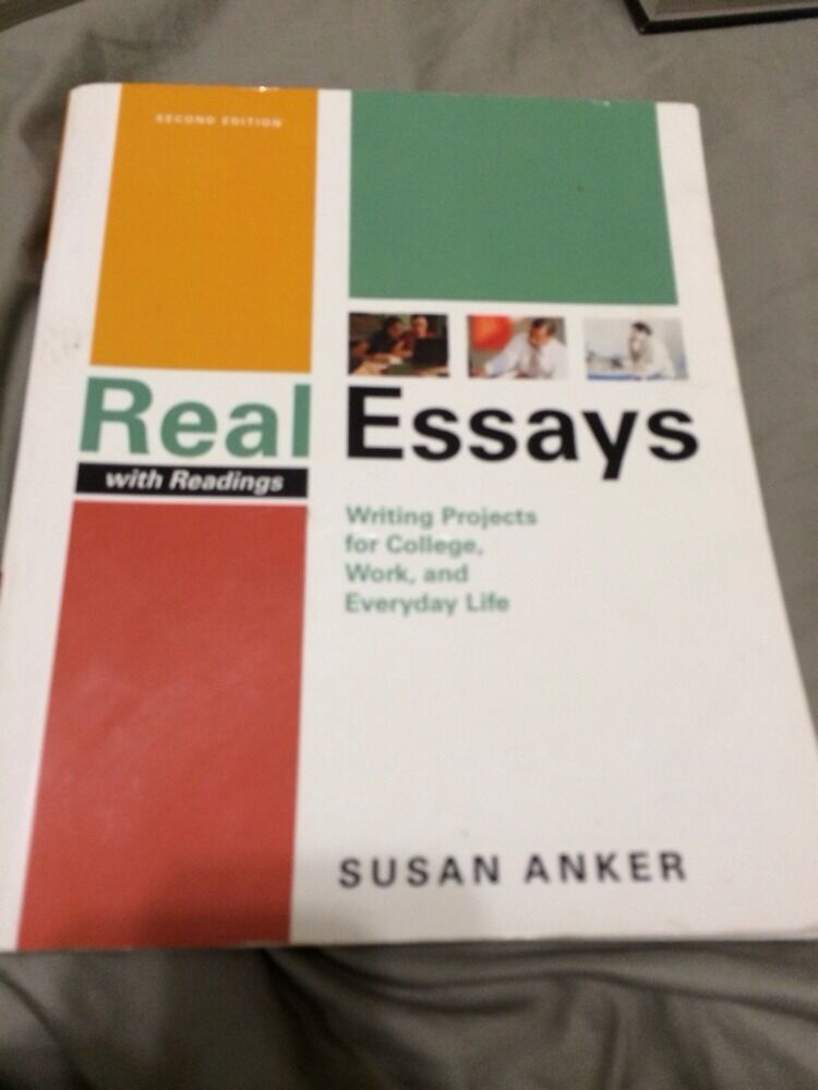 susan anker real essays with readings 4th ed Download and read real essays with readings 4th edition by susan anker real essays with readings 4th edition by susan anker it's coming again, the new collection that.