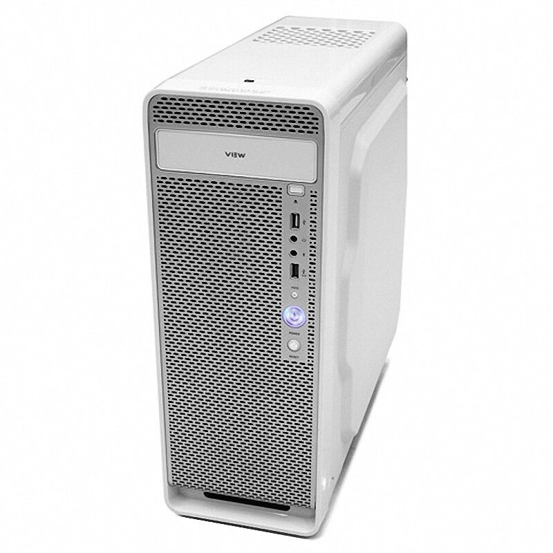 Pcpop View Pc Atx Micro Atx Hd Audio Mid Tower