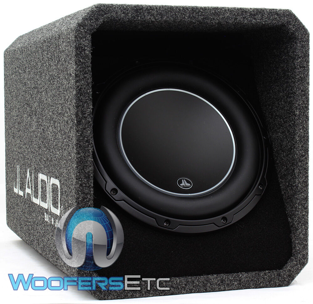 jl audio ho110 w6v3 10 sub 2 ohm loaded subwoofer. Black Bedroom Furniture Sets. Home Design Ideas