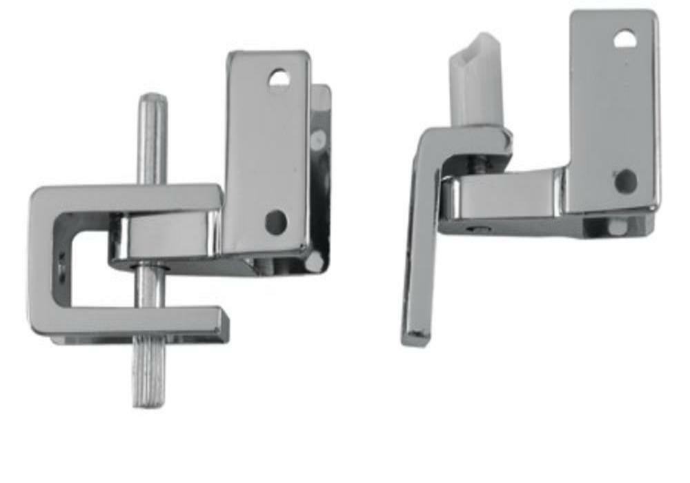 Hinge Set Universal For Restroom Bathroom Door Stall Self Closing New 38121 Ebay