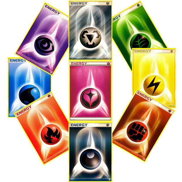 how to draw pokemon energy cards