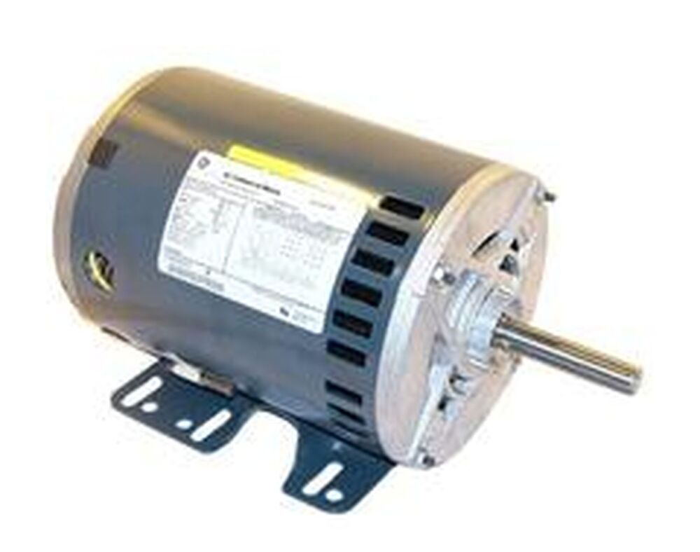 Hd56fe652 carrier blower motor 208 230 460 3ph 2hp ge part for Motor carrier number lookup