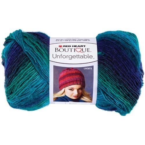 Red Heart Boutique Unforgettable Yarn - 060550 eBay