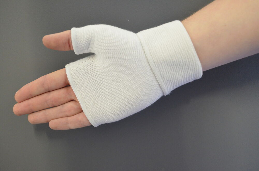 Palm Hand Wrist Thumb Splint Brace Support Pain Relief ...