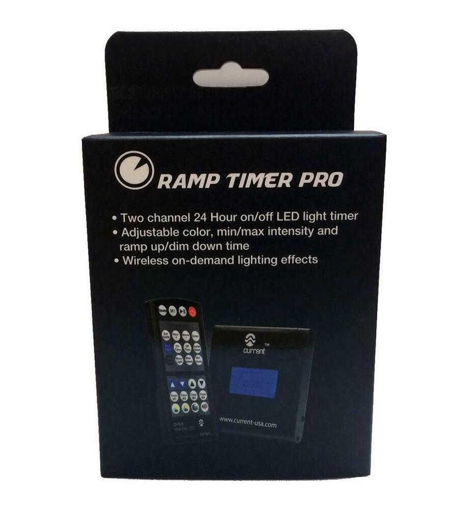 current usa ramp timer pro professional w remote 87856