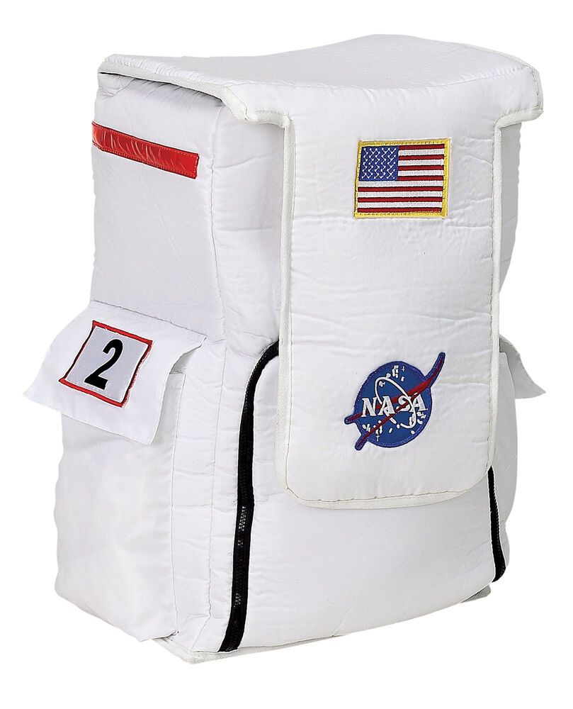 NASA Astronaut Back Pack Child Size Career Space Moon Bag ...