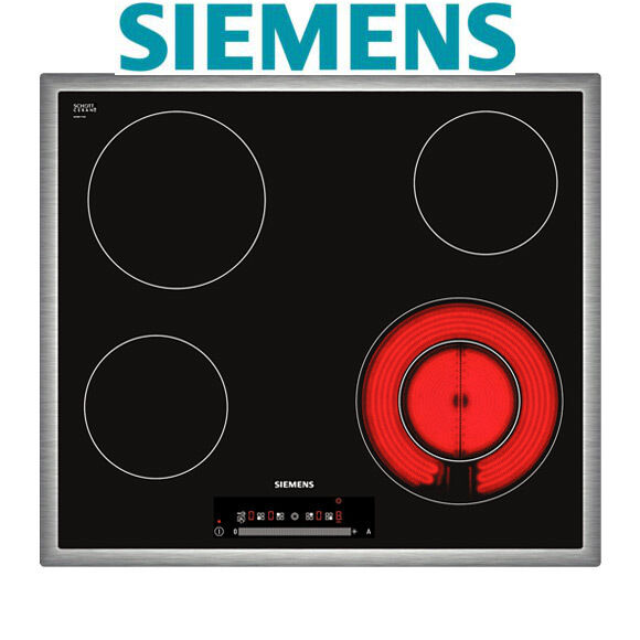 siemens et645nf17 kochfeld autark 60cm touch control glaskeramik ceran neu ebay. Black Bedroom Furniture Sets. Home Design Ideas