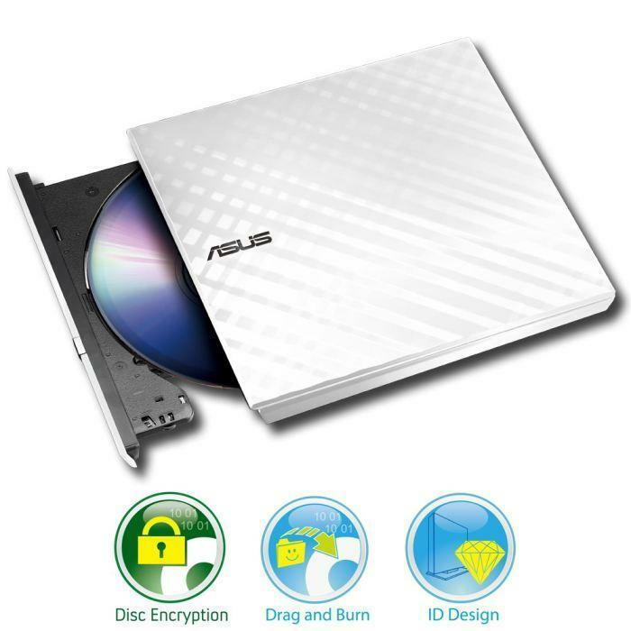 how to play dvd drom external drive asus