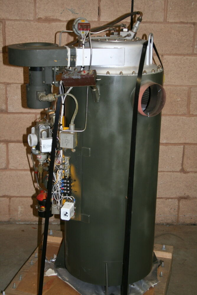 how to make an oil fired heater
