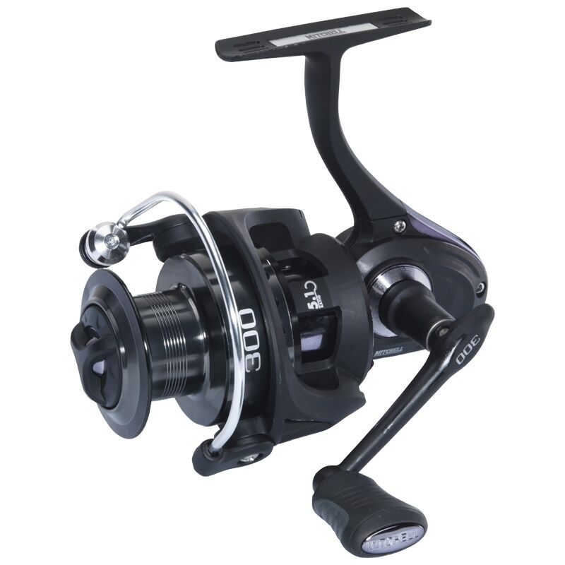 mitchell 300 spin or 300 pro fishing reel ebay