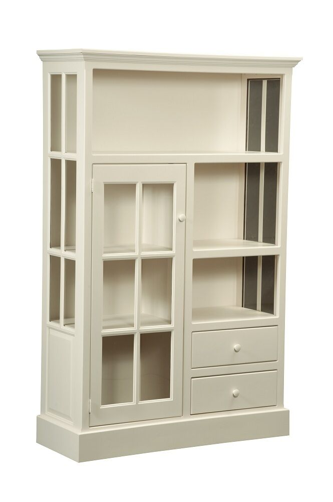 Amish Kitchen Hutch Cabinet Jelly Cupboard Pantry Cottage