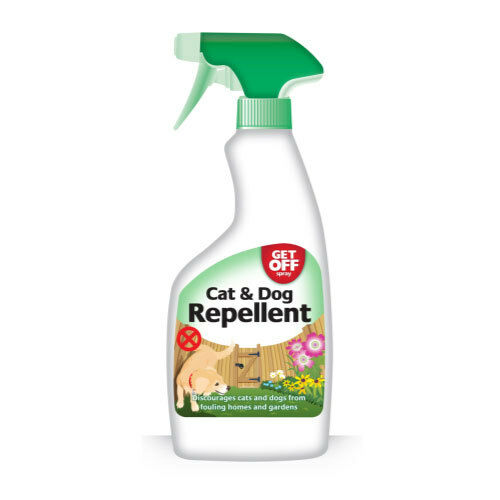 Indoor Cat And Dog Repellent