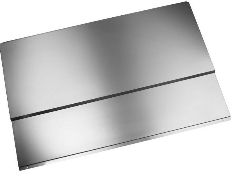 New Kitchenaid 36 Quot Wide Stainless Steel Backsplash