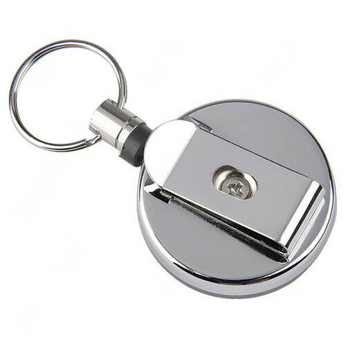 Retractable Key Ring Holder