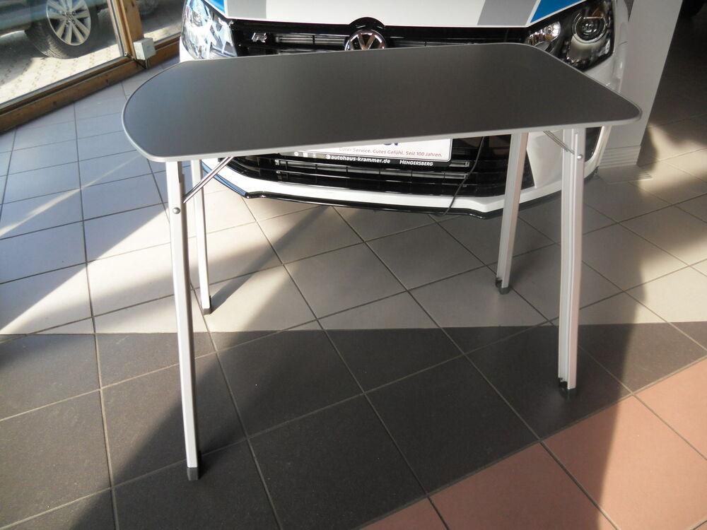vw bus t5 t6 multivan beach table camping table for the. Black Bedroom Furniture Sets. Home Design Ideas