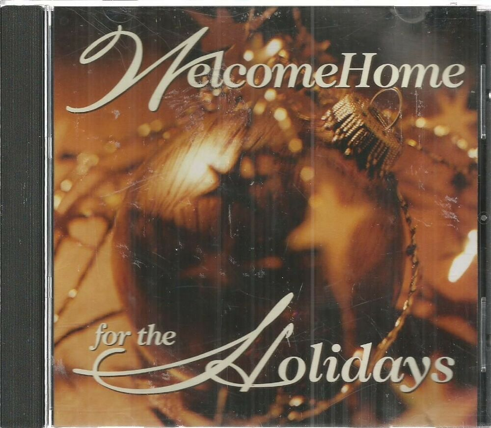 Welcome home for the holidays cd allegro corp