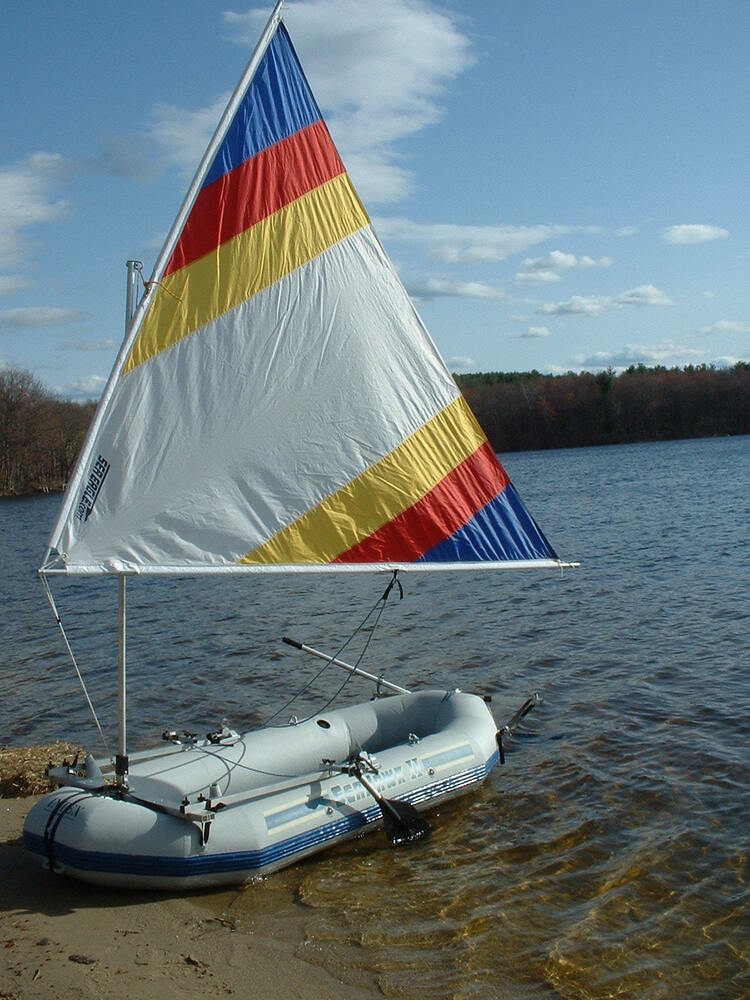Sail Kit For Intex Seahawk Ii Or Mariner 3 Inflatable